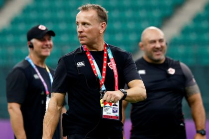 Rugby: Canada in party mode as Springboks challenge looms