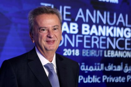 Lebanese central bank chief says providing dollars to local markets