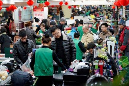 China's 'Golden Week' consumer spending offers economy rare respite