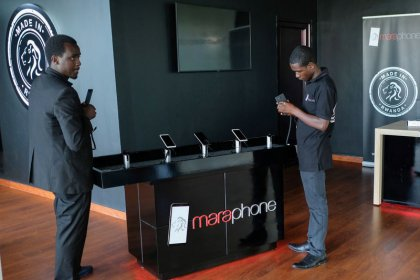 Rwanda launches first 'Made in Africa' smartphones