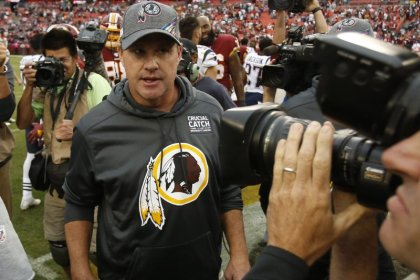 NFL notebook: Redskins fire Gruden after 0-5 start
