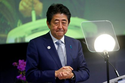 Japan's Abe says expects BOJ to weigh benefits, costs in deciding policy