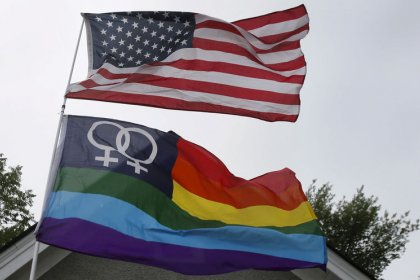 U.S. Supreme Court weighs major gay, transgender employment rights case