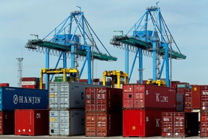 French trade deficit widened in August compared to July