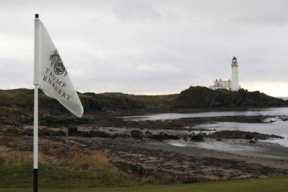 Trump's Scottish Golf courses post further losses