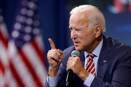 Biden vows free community college, help for schools serving minorities