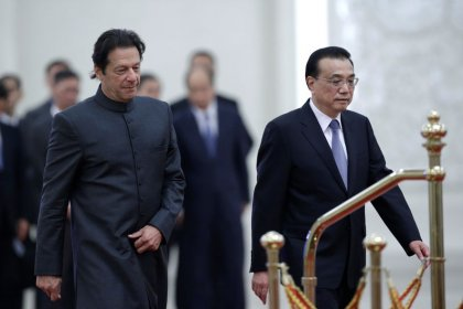 China says it supports Pakistan in safeguarding its independent sovereignty