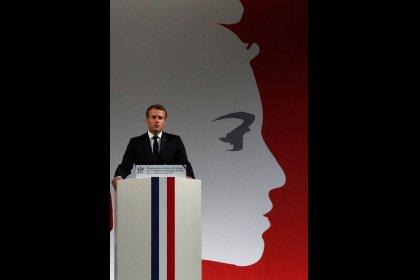 France needs 'society of vigilance' against Islamist 'Hydra': Macron