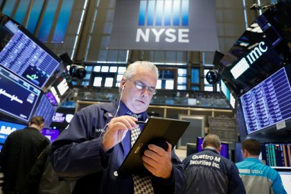 Wall Street gets tech boost as reports bolster hopes of trade deal