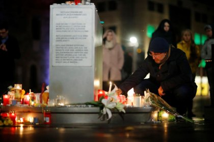 Synagogue attack sparks fear among Jews in Germany