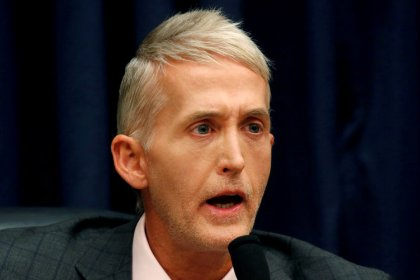 Republican Gowdy, who pushed Obama on Benghazi, joins Trump impeachment defense