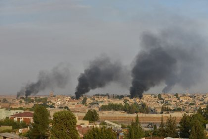 Syrian Kurds outgunned but vow to inflict toll on Turkish army