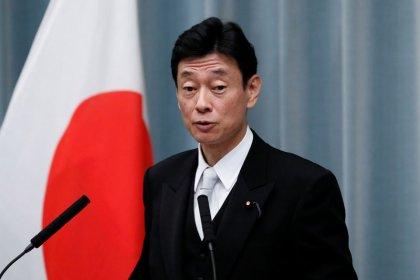 Japan yet to completely emerge from deflation: economy minister Nishimura