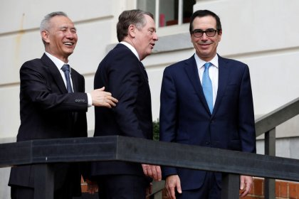 Top-level U.S.-China trade talks resume as irritants sour atmosphere