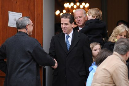 Hunter Biden disputes Trump attacks of his work, wades into impeachment fight