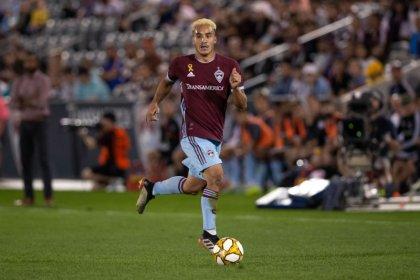 Rapids' Shinyashiki named MLS Rookie of the Year