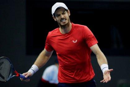 Murray overcomes determined Coppejans in Antwerp opener