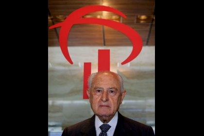 Former chairman of Brazil's Banco Bradesco dies at 93