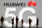 Huawei anuncia novas antenas 5G antes de acelerar atualizações de rede na China
