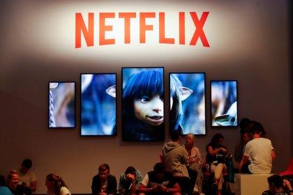 Netflix shares jump as subscribers grow ahead of Disney, Apple attack