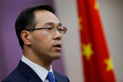 China says it hopes to reach phased trade pact with U.S. as soon as possible