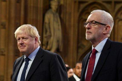 英野党・労働党党首、ブレグジット合意に「不満」