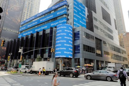 Morgan Stanley profit beats as bond trading surges; shares jump 4%