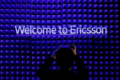 Ericsson supera estimativas de lucro com demanda acima do esperado para 5G