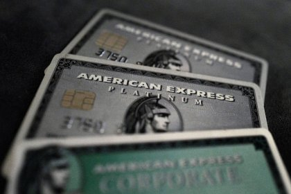 American Express quarterly profit rises 6% on higher consumer spending