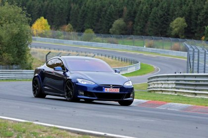 Tesla's Nuerburgring run revs up debate over speed records