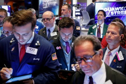 Wall Street Week Ahead: Tech haves and have-nots face third-quarter tests
