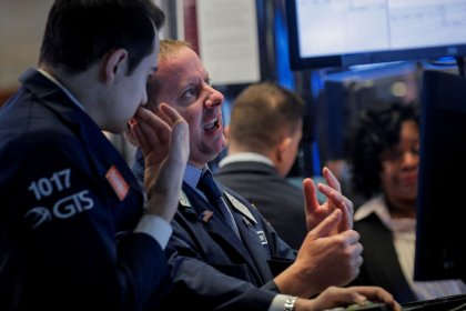 Boeing, J&J, dismal China data drag Wall Street lower