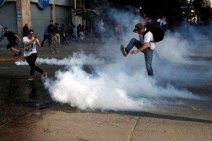 El Gobierno chileno decreta el estado de emergencia tras una jornada de fuertes protestas