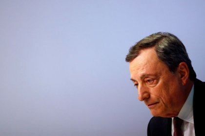 Mario Draghi advierte sobre los riesgos de una burbuja en la zona euro