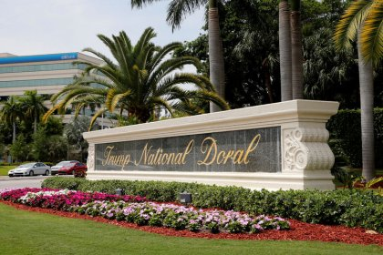 Trump abandons plan to host 2020 G7 meeting at his Florida golf resort