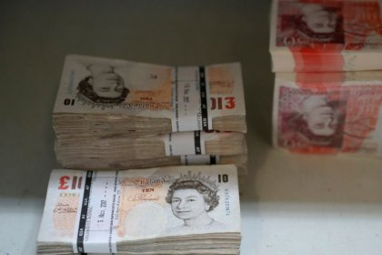 Sterling hits 5-1/2-month high on hopes for Brexit deal