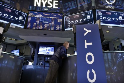 Coty looks to offload brands including Wella, Clairol; shares rise