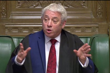 Спикер британского парламента не разрешил повторное голосование Brexit