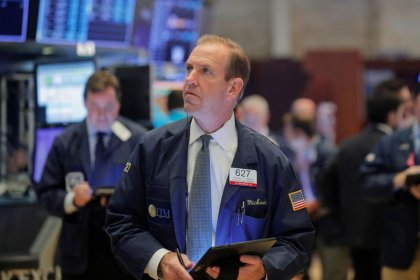 Global stocks climb on hopes for progress in trade; dollar up
