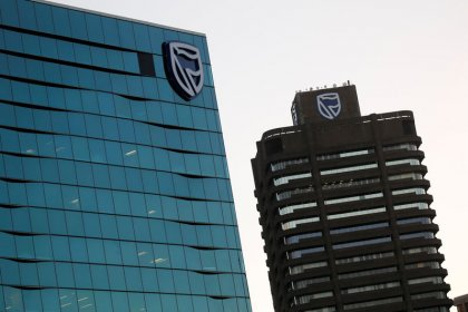 South Africa's Standard Bank cuts value of ICBCS stake as market worsens