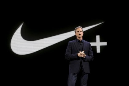 Nike's Parker hands over CEO role to former eBay chief