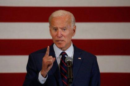 Biden to step up attack on Trump's economic policies in Pennsylvania speech