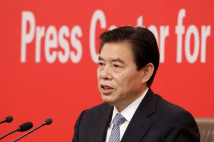 China commerce minister says new policies coming to promote trade development: Caixin