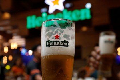 Brewer Heineken tempers profit hopes as Americas slip