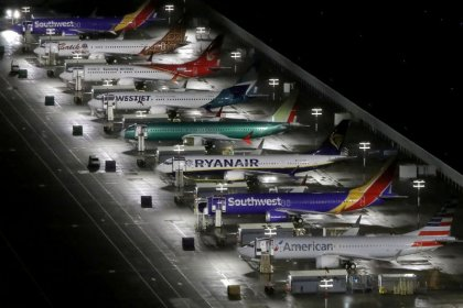 Boeing hit with new industrial setbacks as 737 MAX crisis deepens