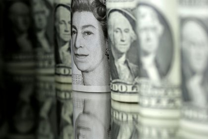 Pound pauses for breath on Brexit limbo, dollar stable