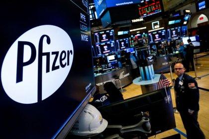 Pfizer supera estimativas e eleva previsão de lucro para 2019