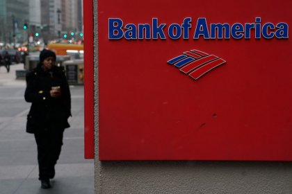 Bank of America to give employees special bonuses for 2019 performance