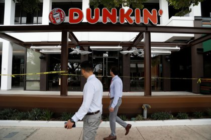 Dunkin' profit beats as costs dip, defends in competitive breakfast and coffee market
