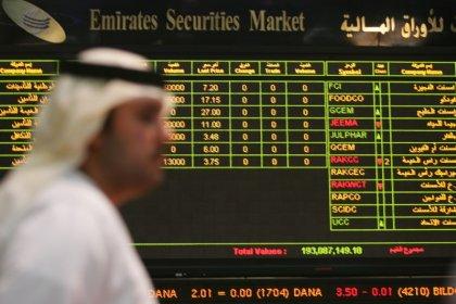 أبوظبي الأول يضغط على البورصة مع تراجع بورصات الخليج الرئيسية
